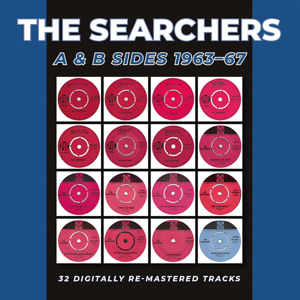 Searchers - A & B Sides 1963-1967