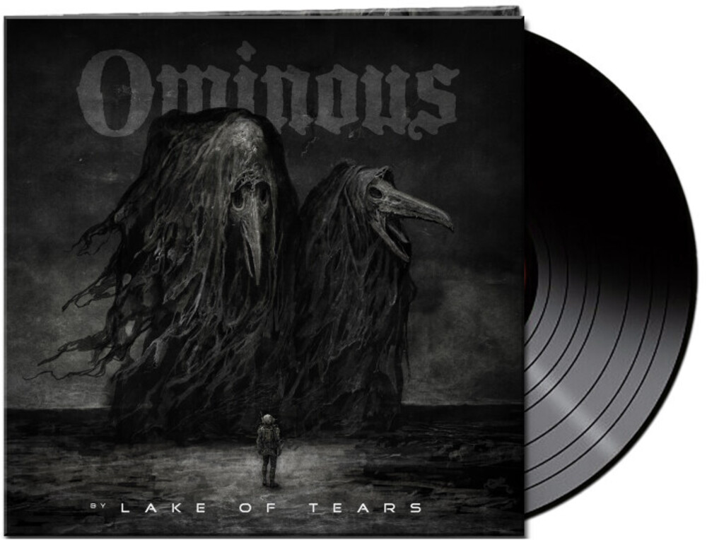 Lake Of Tears - Ominous [Indie Exclusive] (Blk) (Gate) [Limited Edition] [Indie Exclusive]