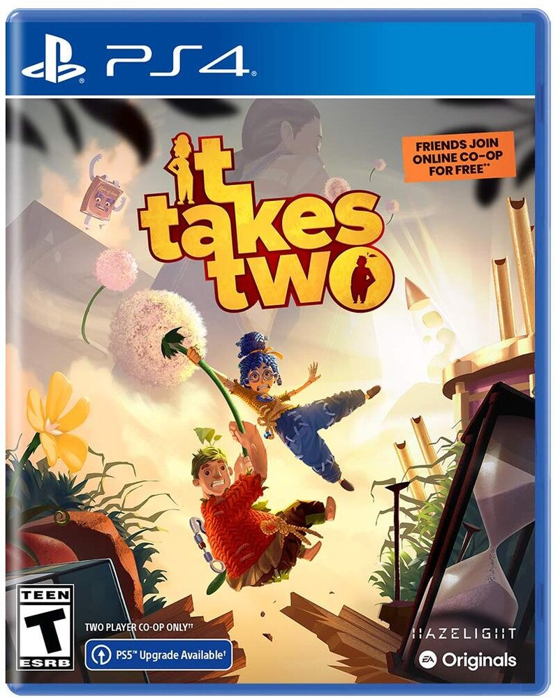 Ps4 It Takes Two - It Takes Two for PlayStation 4