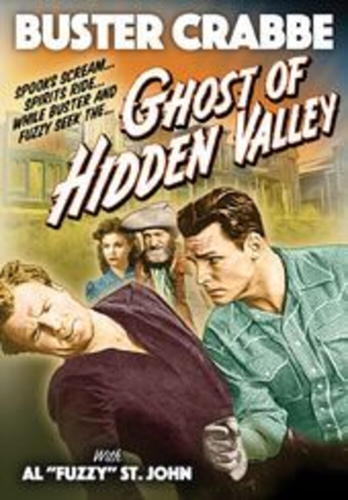 Ghost of Hidden Valley - Ghost Of Hidden Valley