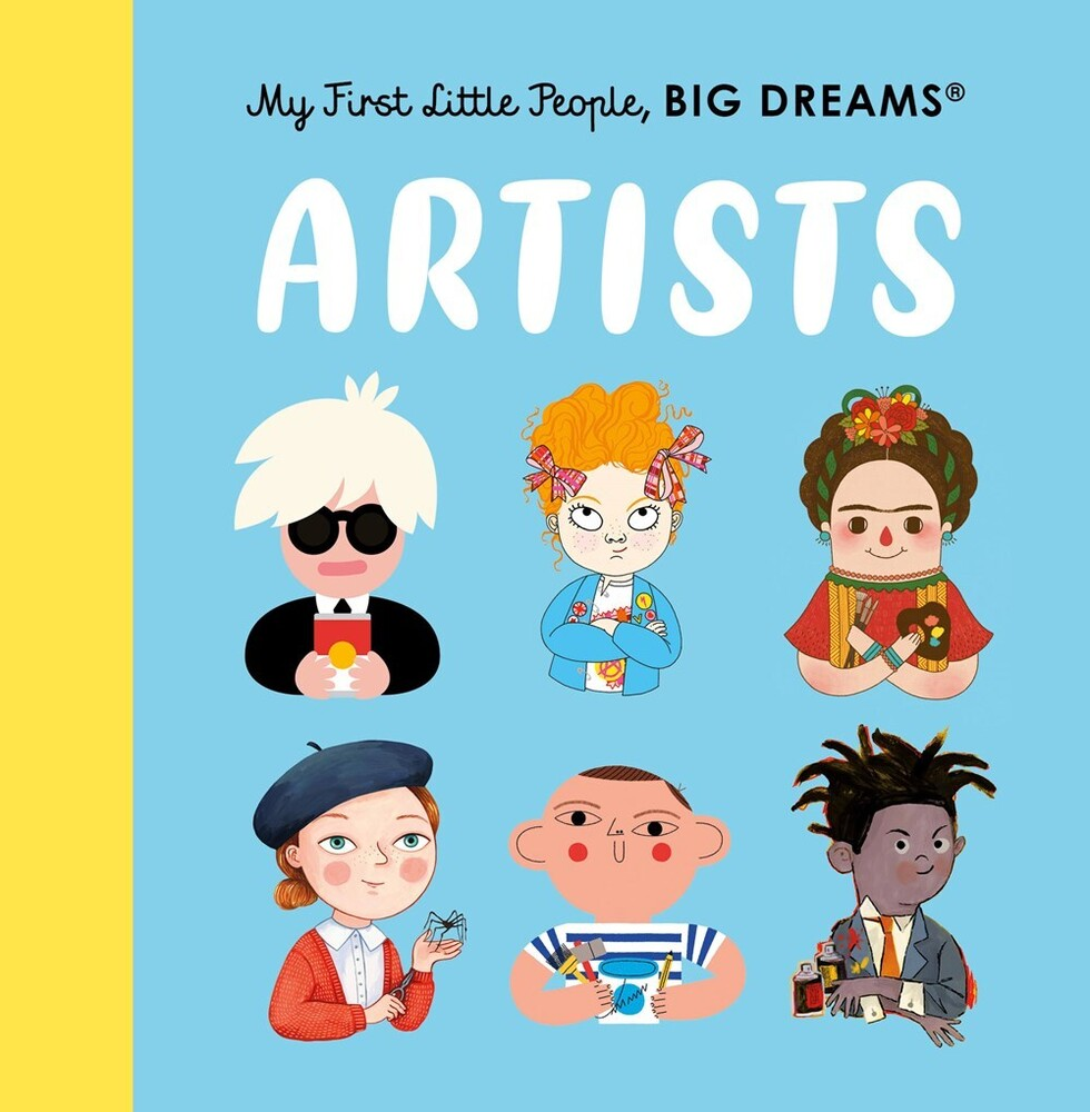 Vegara, Maria Isabel Sanchez - Artists: Little People, Big Dreams
