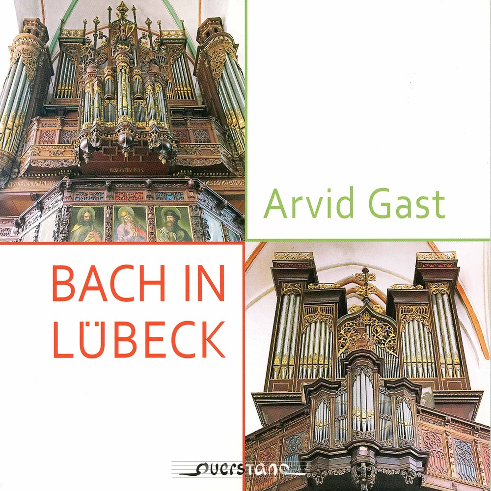 J Bach .S. / Gast - Bach in Lubeck
