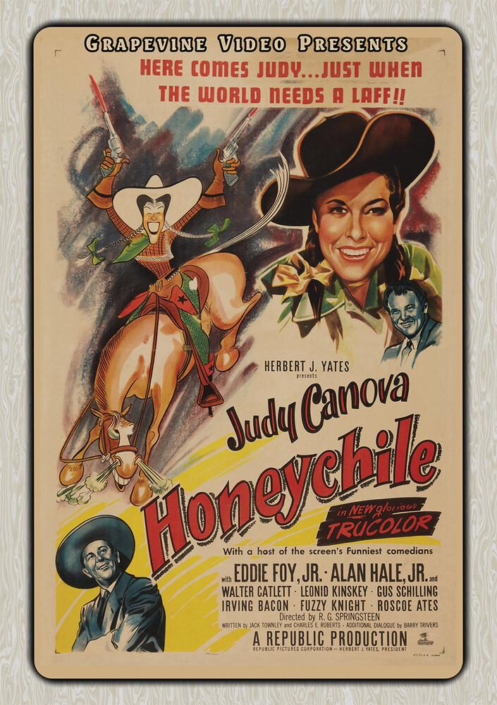 Honeychile (1951) - Honeychile (1951) / (Mod)
