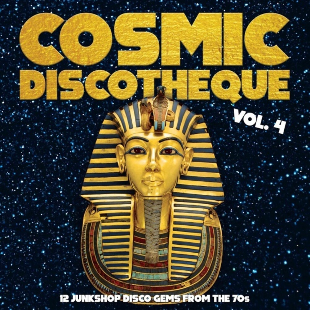 Cosmic Discotheque 4 / Various - Cosmic Discotheque 4 / Various