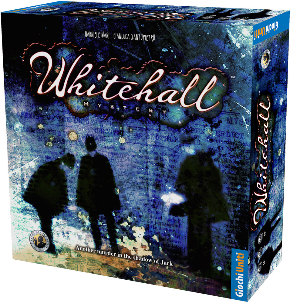 - Whitehall Mystery Another Murder In The Shadow Of Jack