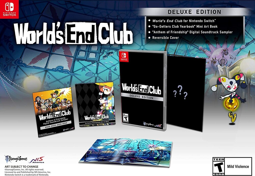 - Swi World's End Club Deluxe Ed [Deluxe]