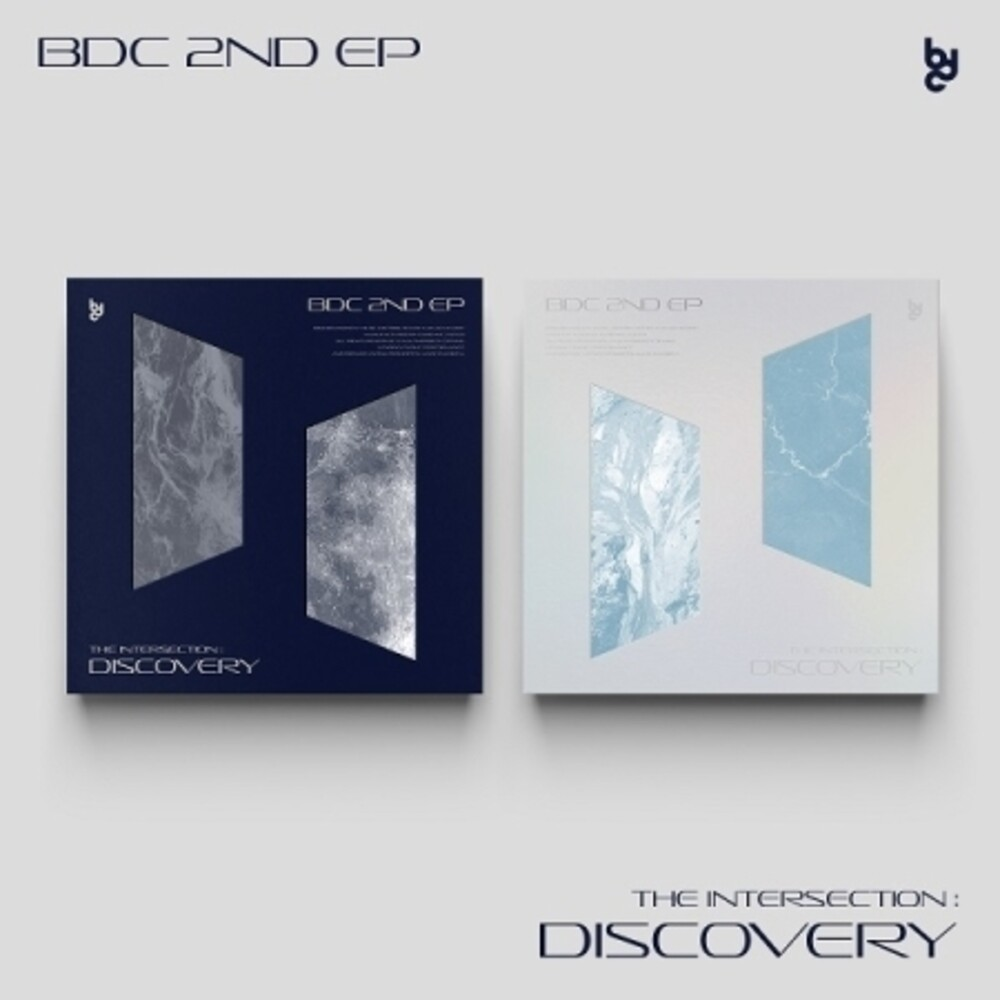 BDC - Intersection: Discovery (incl. 72pg Photobook, Holder, Photocard, 4 x Lyric Postcards + Moon Division Card)