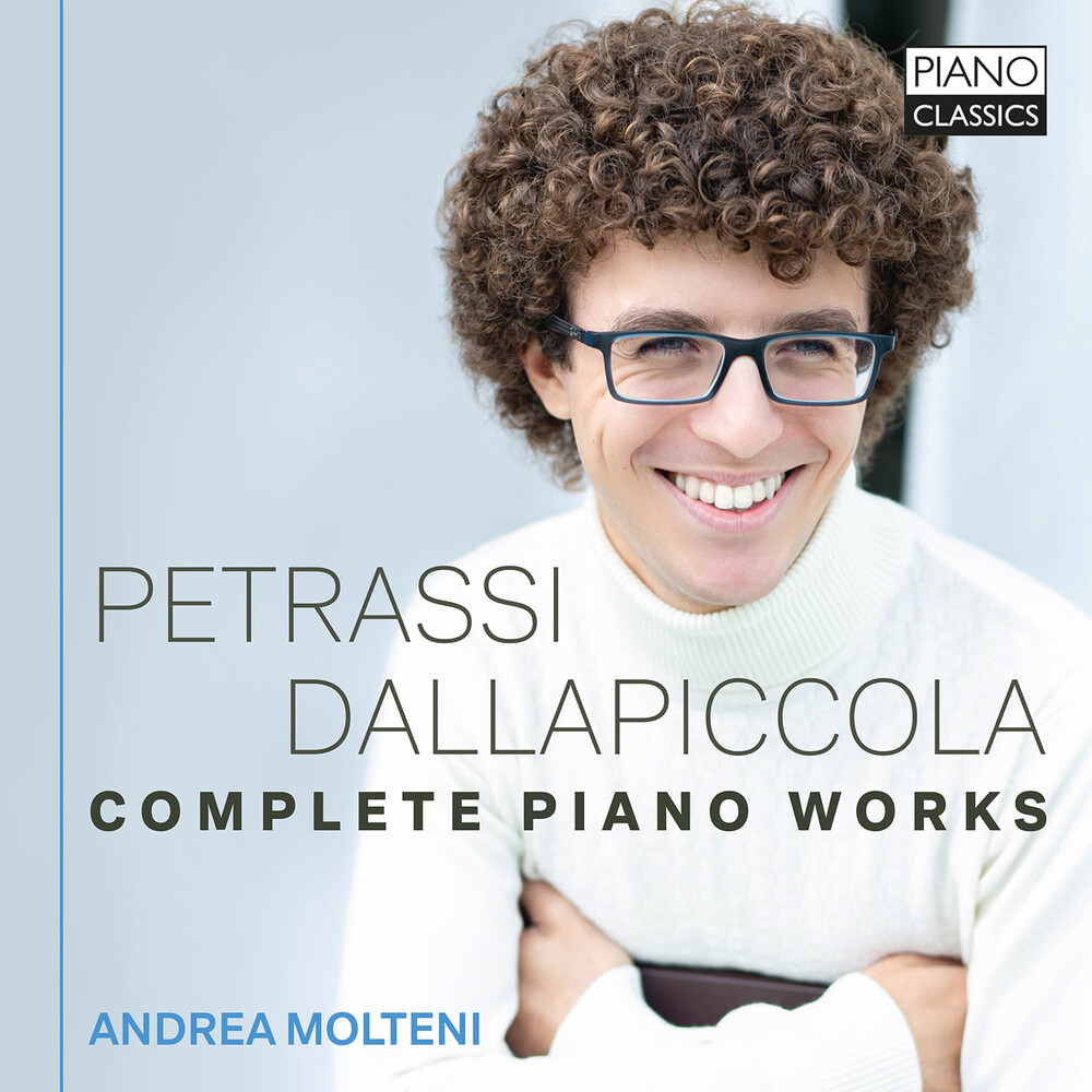 Dallapiccola / Molteni - Complete Piano Works (2pk)