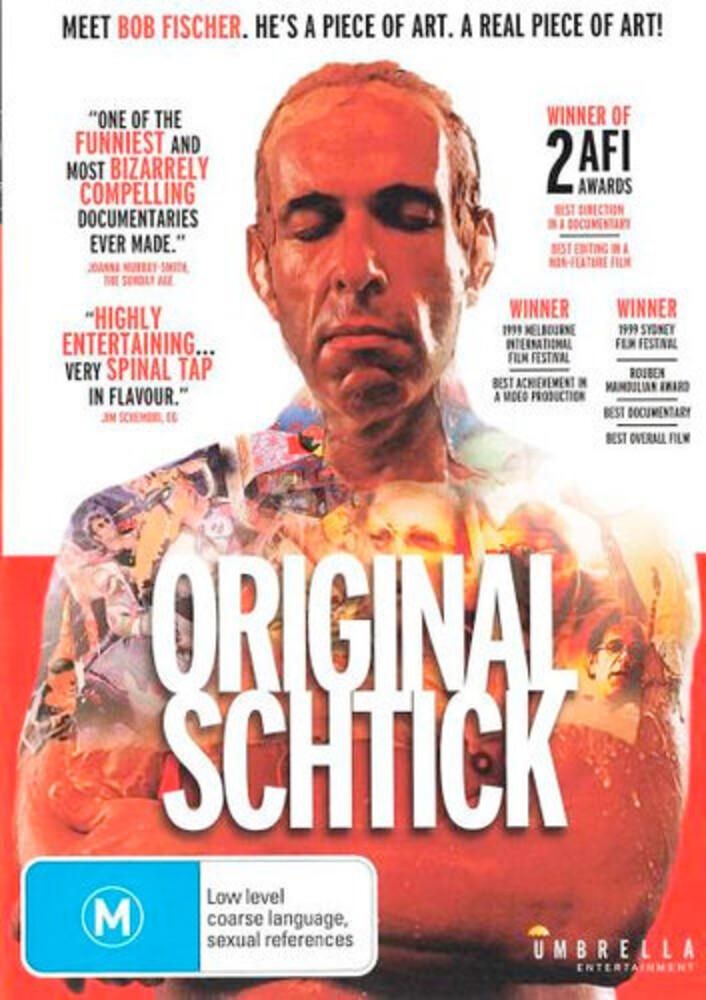 - Original Schtick / (Aus Ntr0)