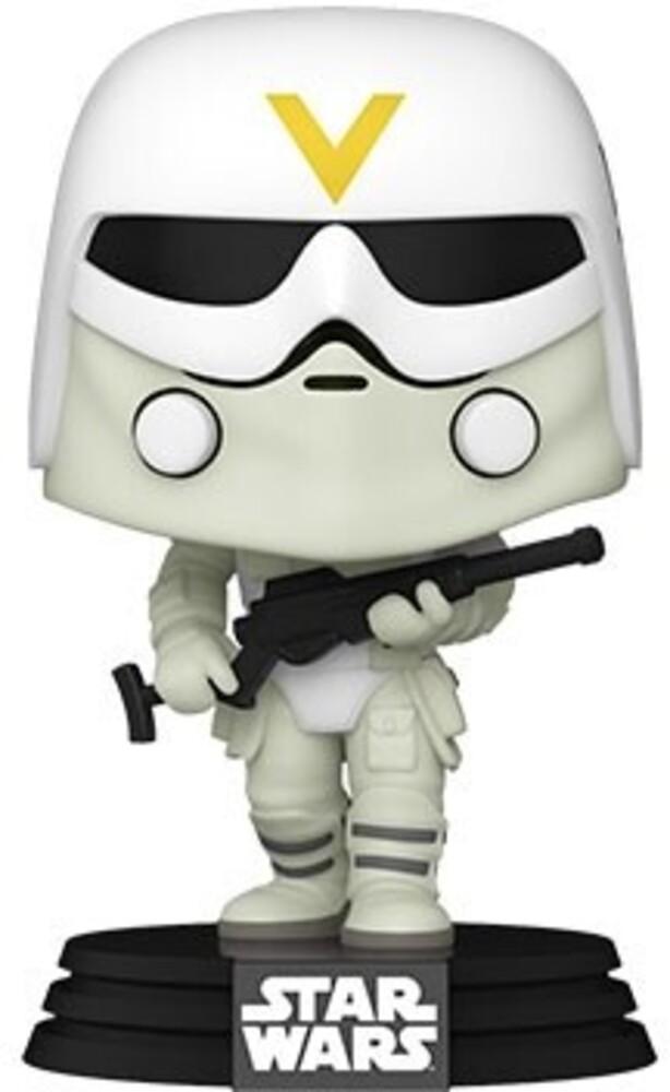 Funko Pop! Star Wars: - Concept Series- Snowtrooper (Vfig)