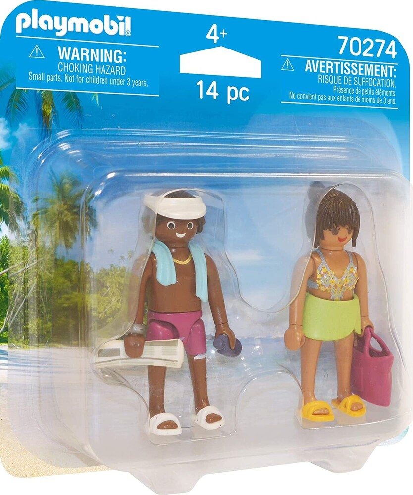 - Duo Pack Vacation Couple (Fig)