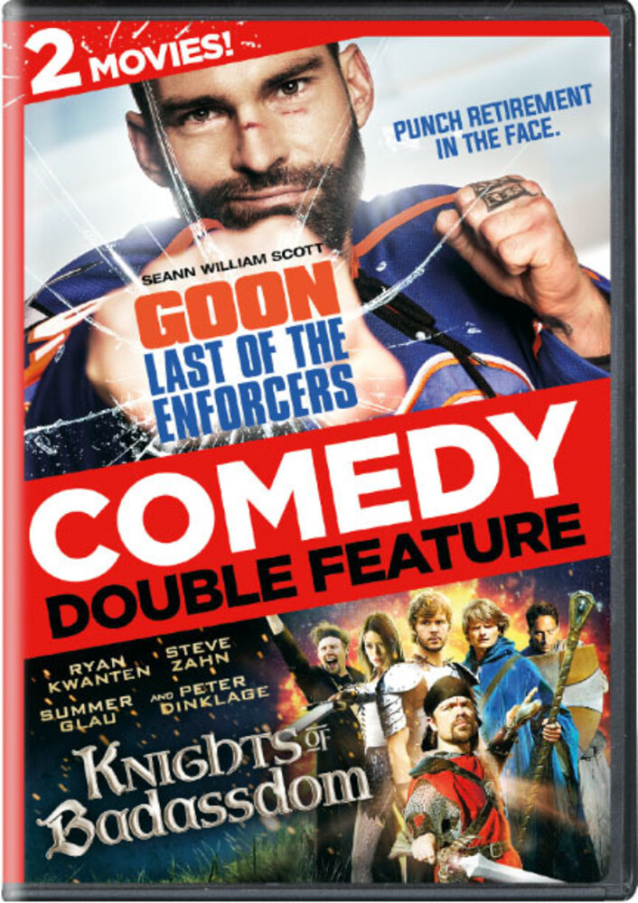- Comedy Double Feature (2pc) / (2pk)