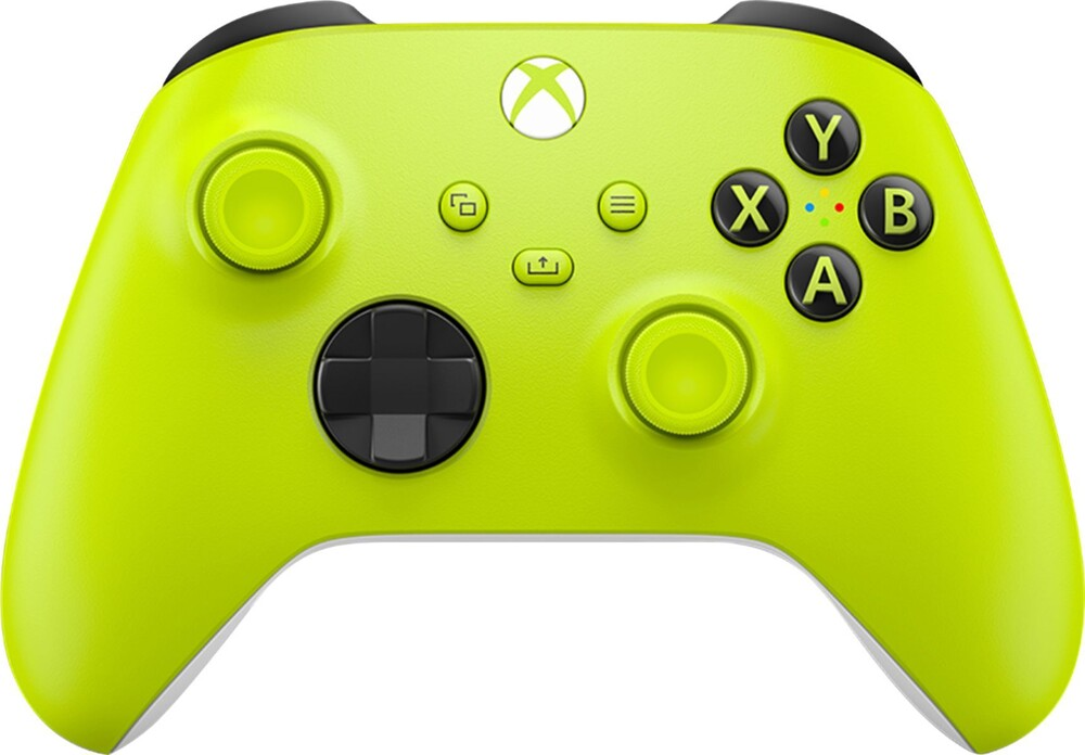 - Xb1/Xbx Wireless Controller: Electric Volt