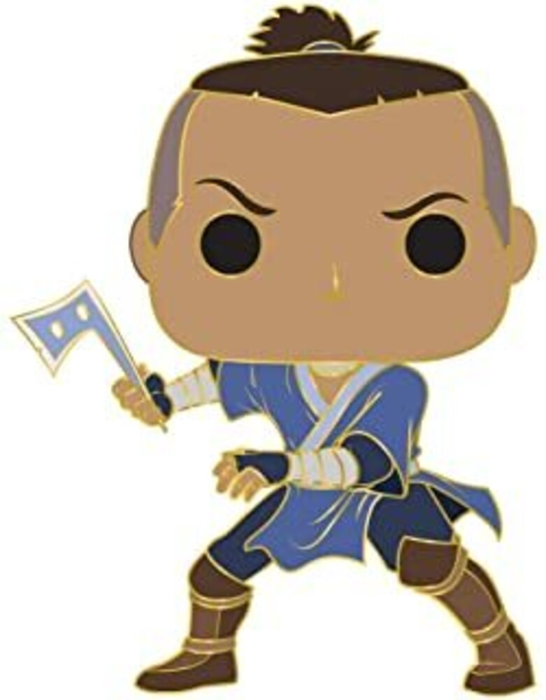 - Avatar - Sokka (Pin)
