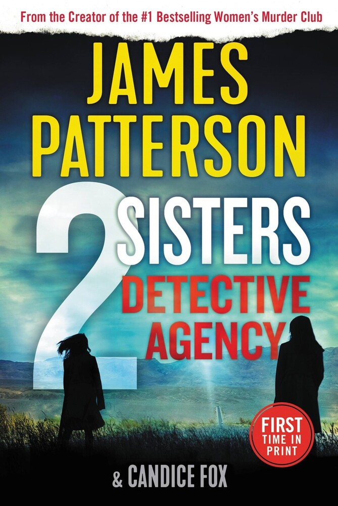 James Patterson  / Fox,Candice - 2 Sisters Detective Agency (Ppbk)