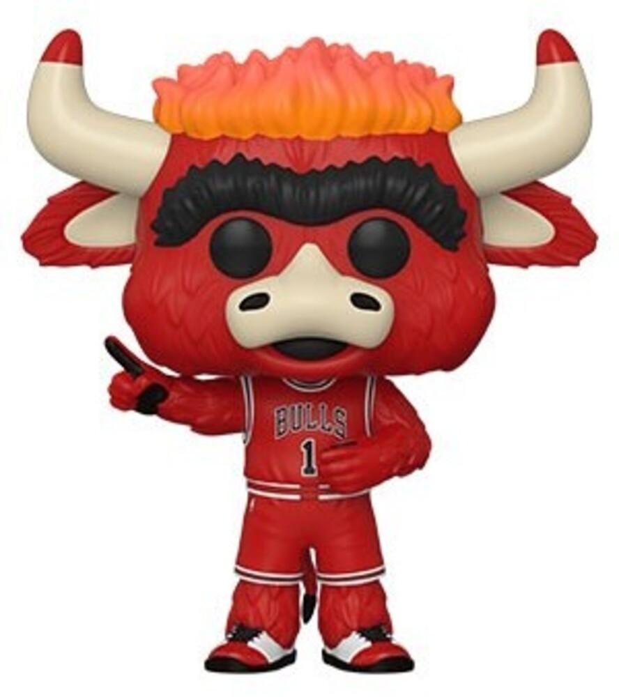 Funko Pop! NBA Mascots: - Chicago- Benny The Bull (Vfig)