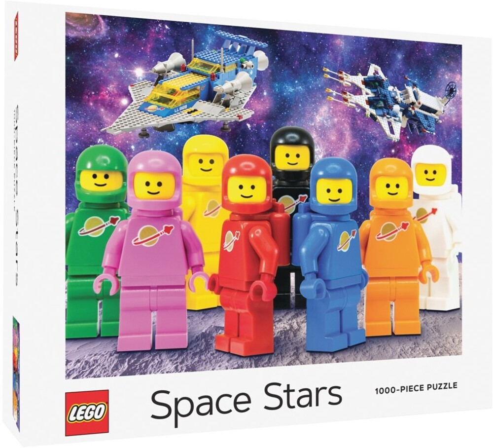 - Lego Space Stars 1000 Piece (Puzz)