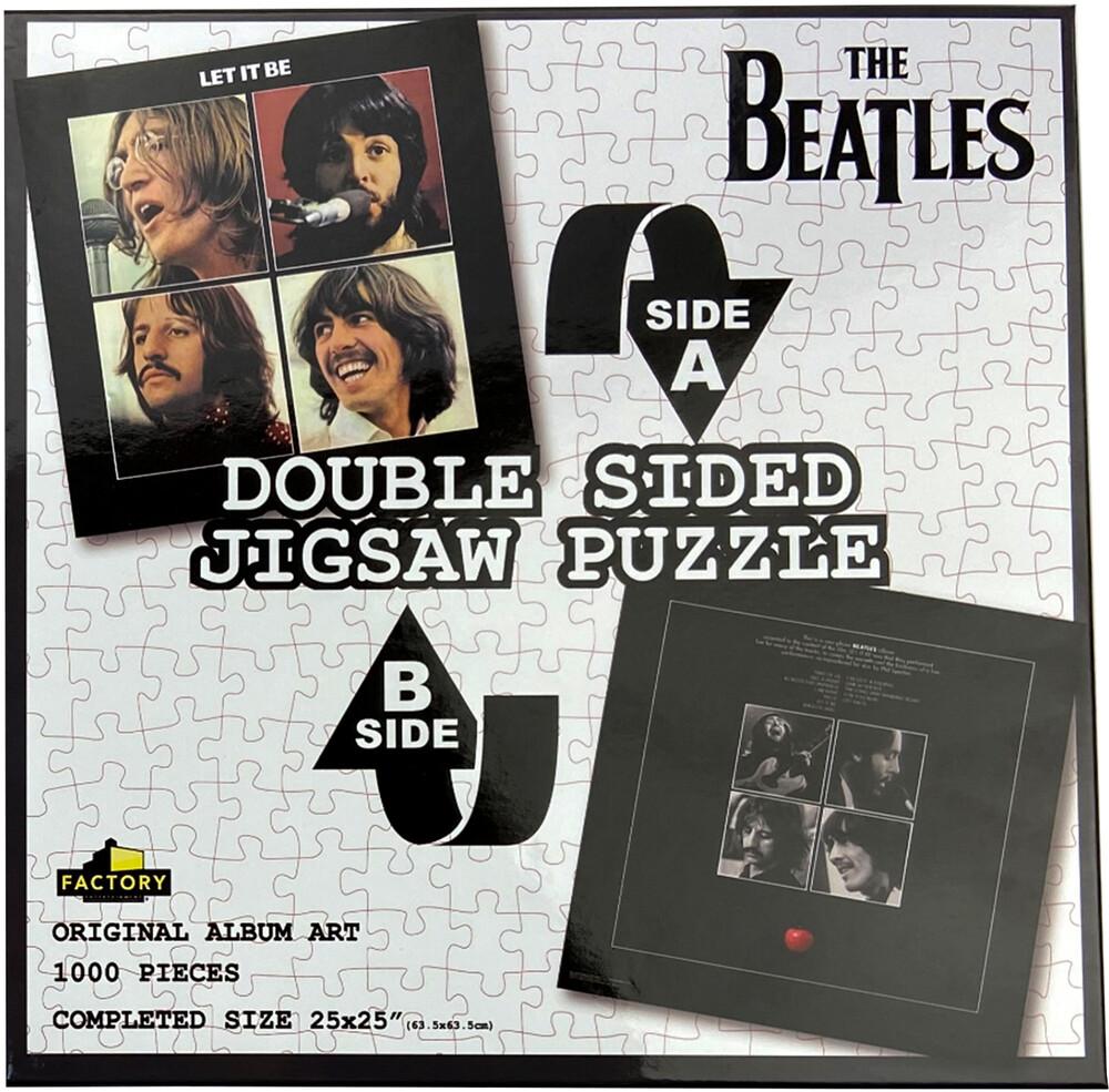 Beatles - Let It Be Double Sided Album Art Puzzle - Beatles - Let It Be Double Sided Album Art Puzzle