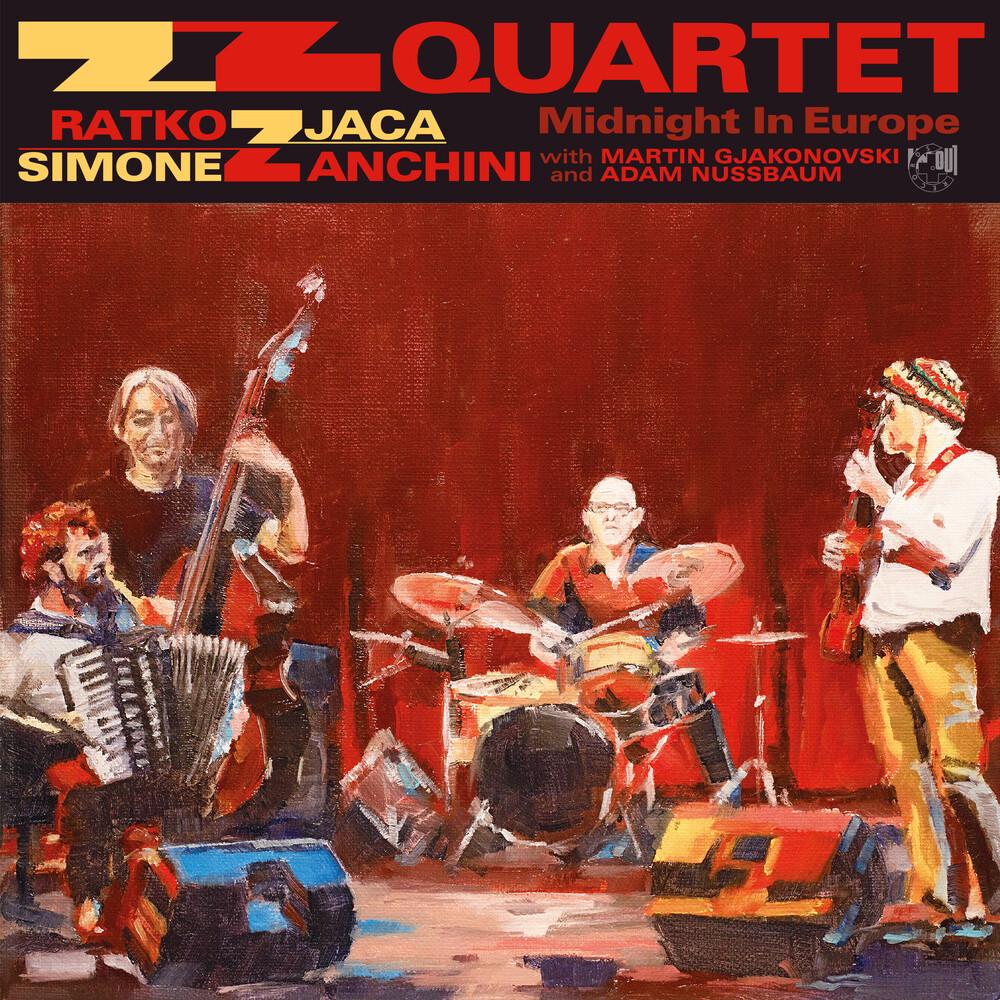 ZZ Quartet - Midnight In Europe