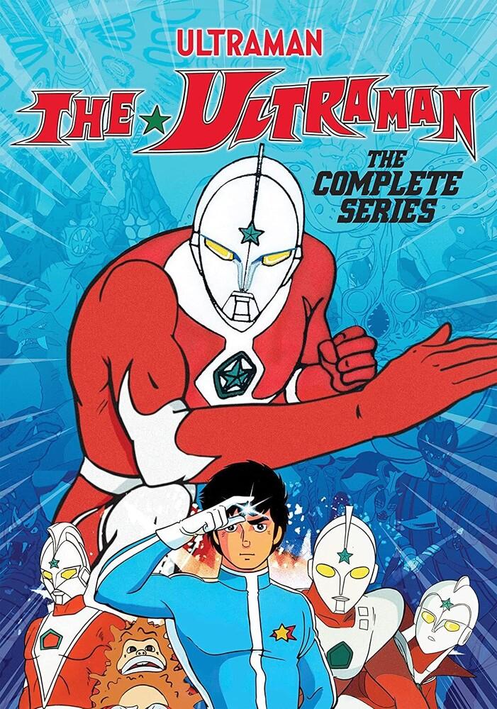 Ultraman, the - Complete Series DVD - Ultraman, The - Complete Series Dvd (6pc) / (Box)