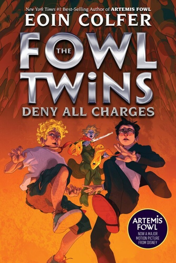 Eoin Colfer - Fowl Twins Deny All Charges (Ppbk) (Ser)