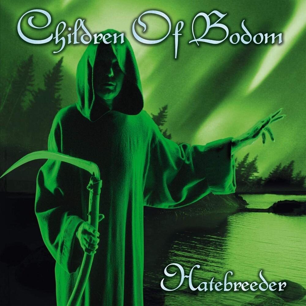 Children Of Bodom - Hatebreeder (Uk)
