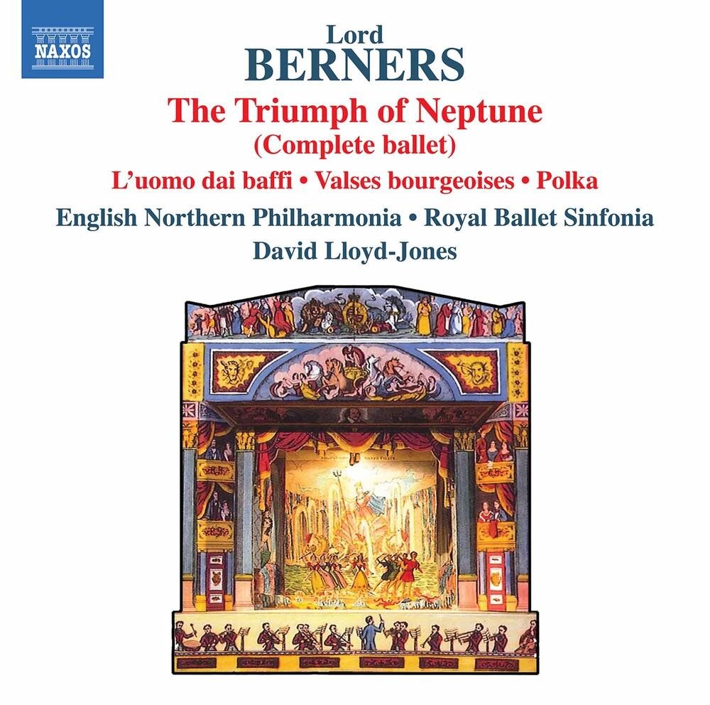 Berners / Lloyd-Jones - Triumph of Neptune