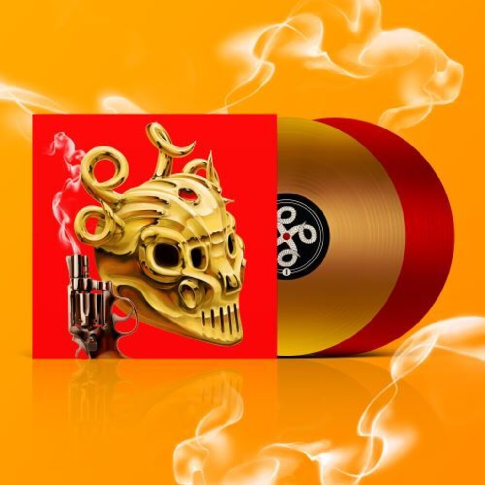 Hieronymous Dros - Age Of Hieronymous [Indie Exclusive] (Gold & Red Vinyl) [Colored Vinyl]