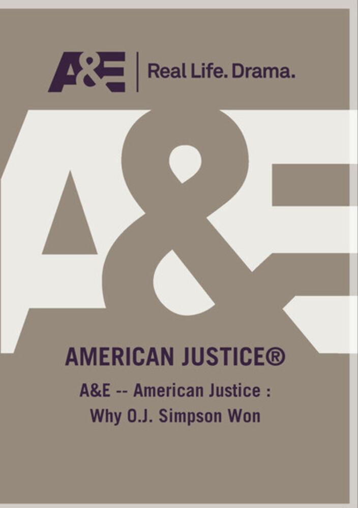 American Justice: Why Oj Simpson Won - American Justice: Why Oj Simpson Won / (Mod)