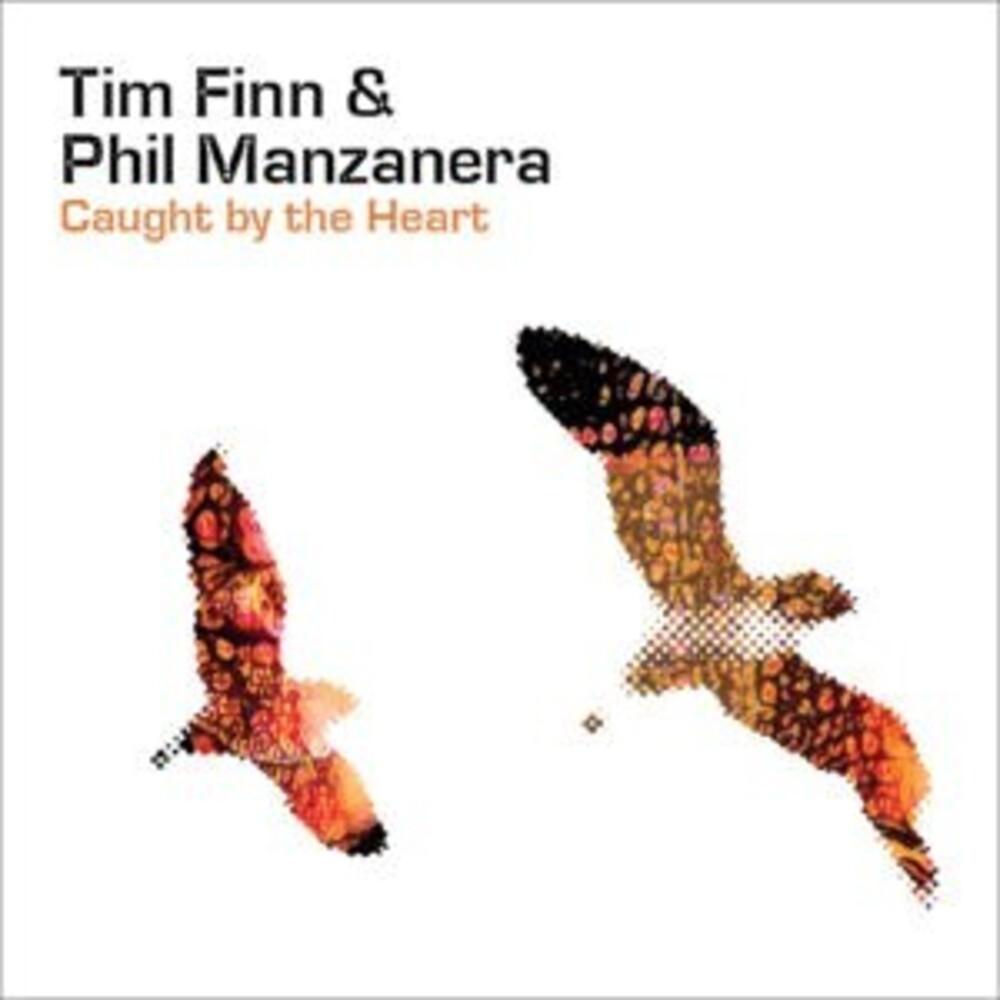 Tim Finn  / Manzanera,Phil - Caught By The Heart (Uk)