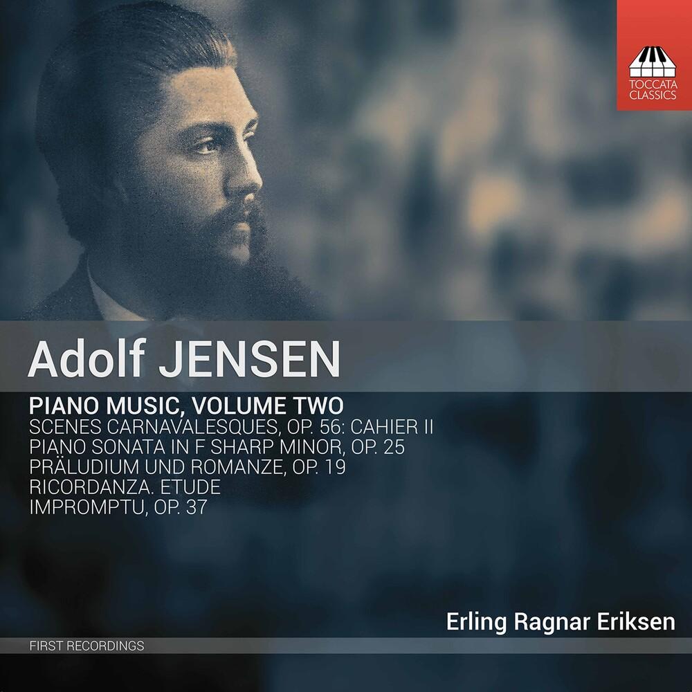Jensen / Erling Ragnar Eriksen - Piano Music 2