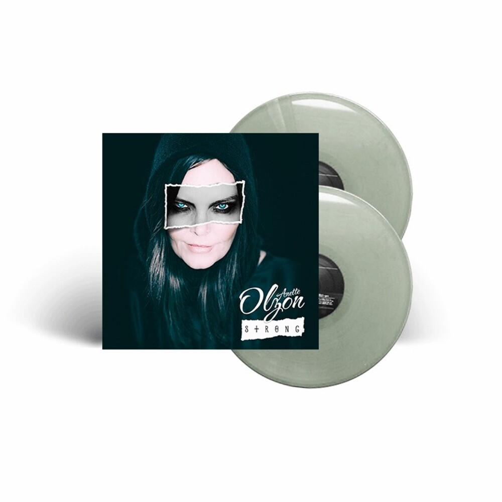 Anette Olzon - Strong [Colored Vinyl] [Limited Edition] (Slv)