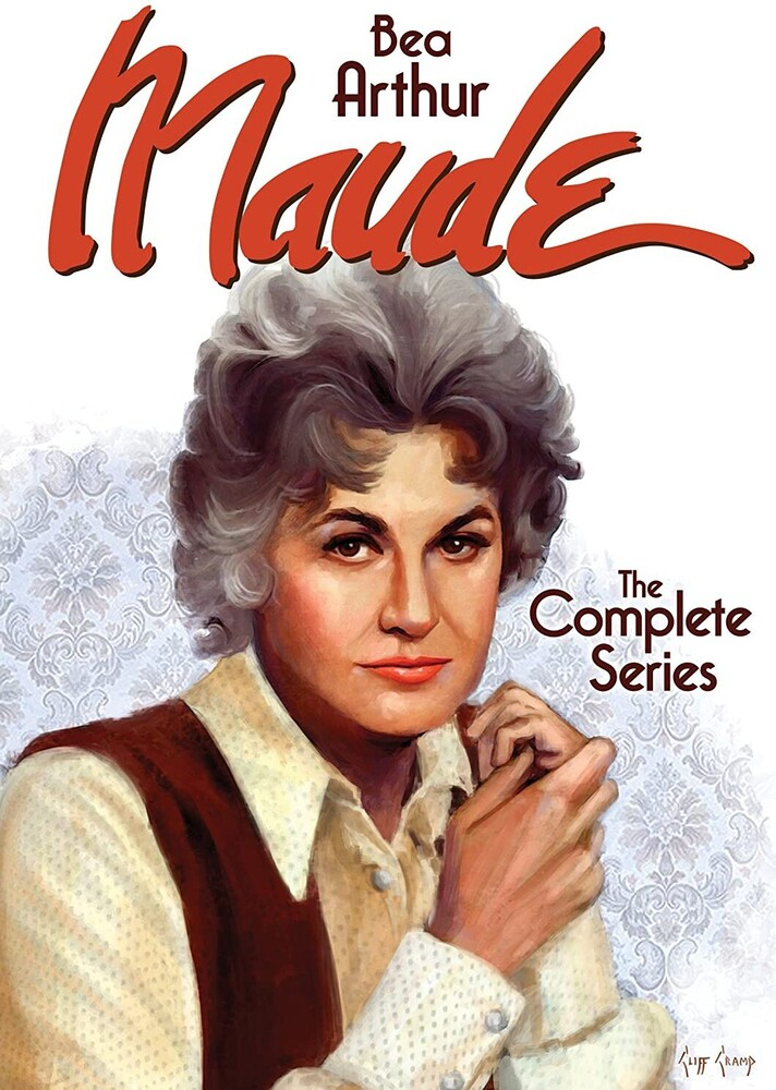 Maude: Complete Series - Maude: Complete Series (18pc) / (Box)