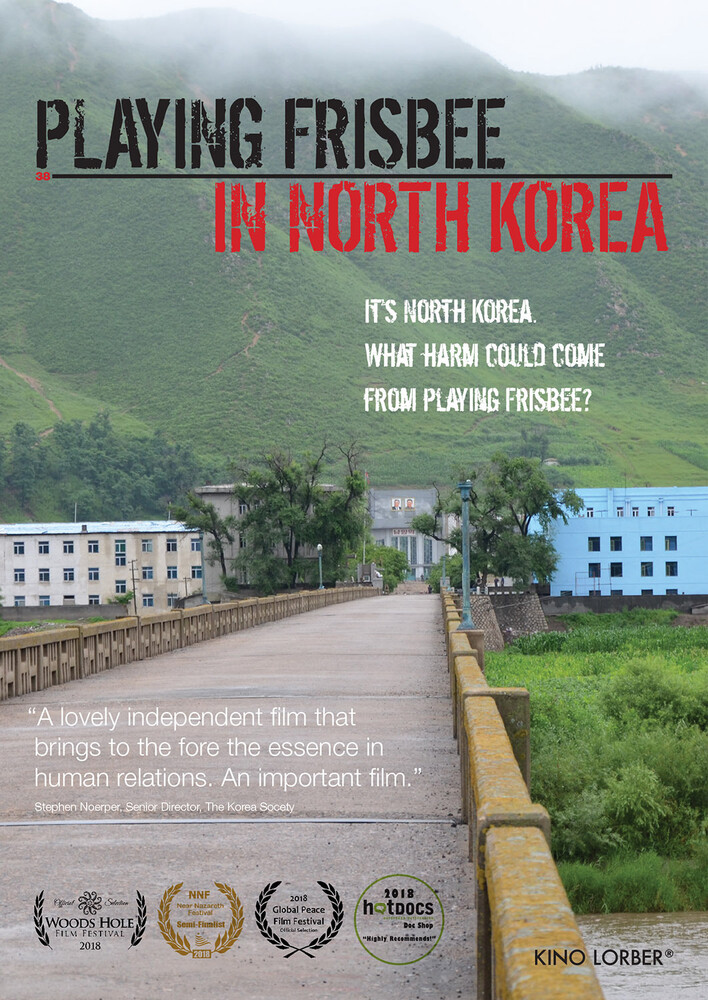 Playing Frisbee in North Korea (2020) - Playing Frisbee In North Korea (2020)