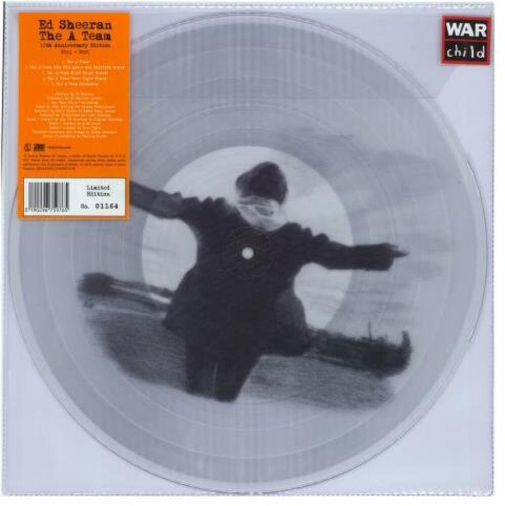 Ed Sheeran - A-Team [Clear Vinyl] [Limited Edition] (Can)