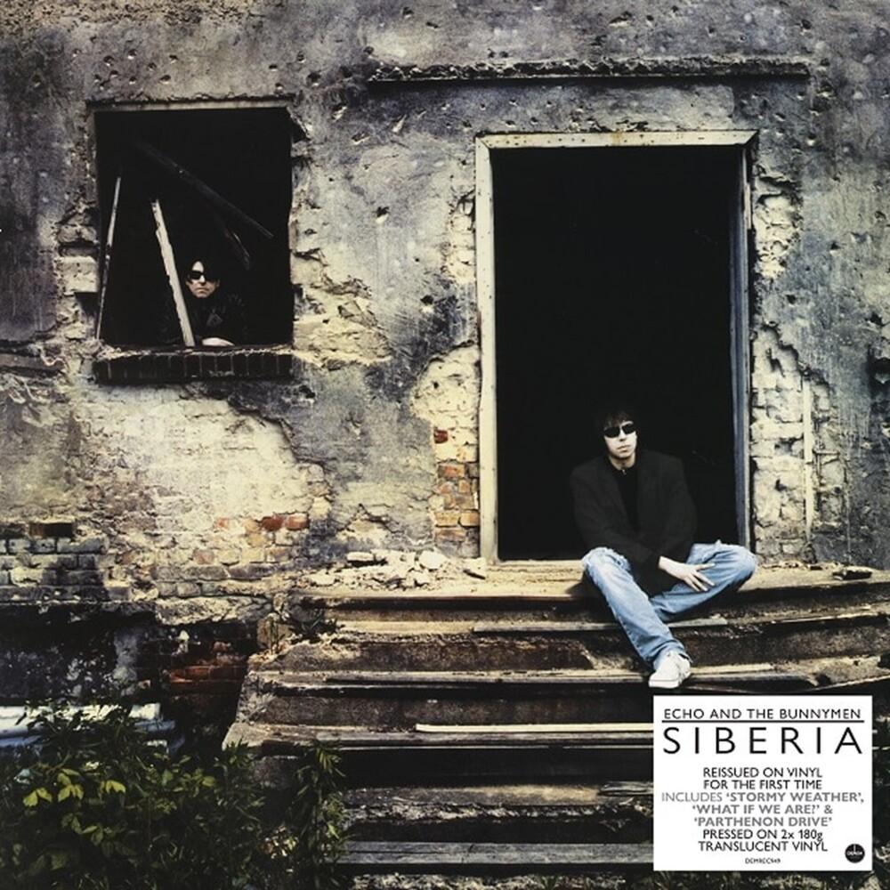 Echo & The Bunnymen - Siberia [180-Gram Translucent Vinyl]