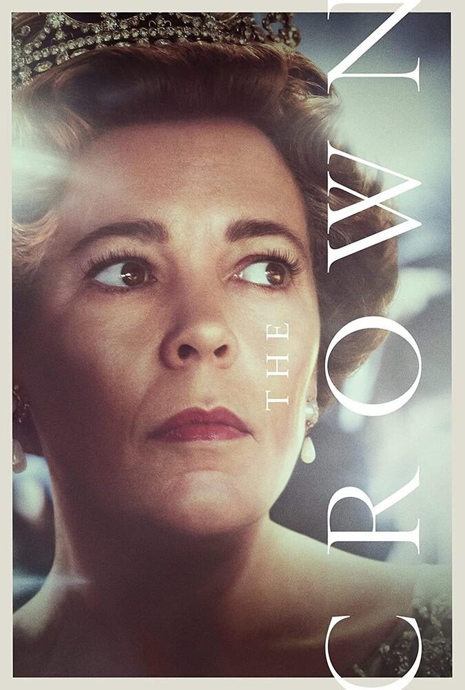 Crown: Season 4 - Crown: Season 4 (4pc) / (Box Ac3 Dub Sub Ws)