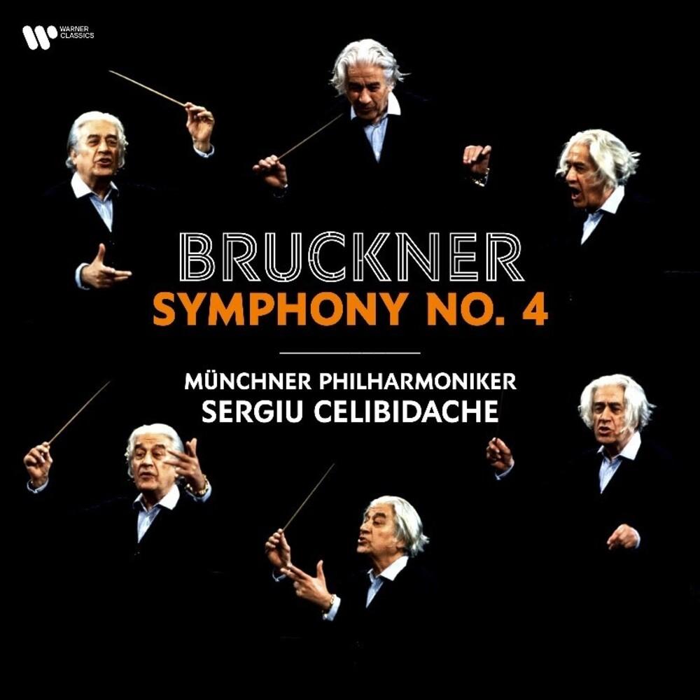 SERGIU CELIBIDACHE - Bruckner: Symphony No. 4 Romantic