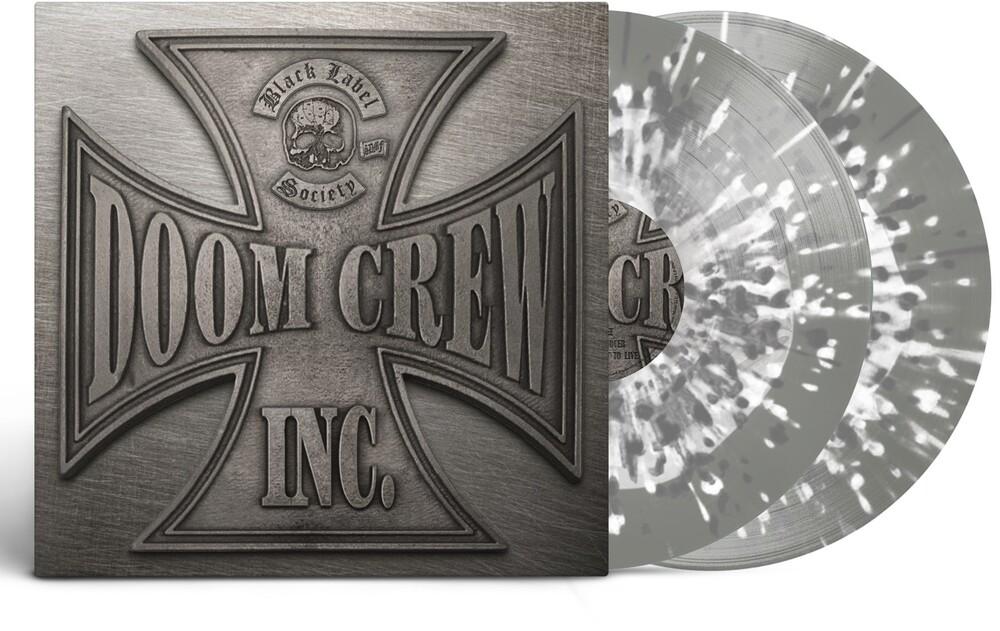 Black Label Society - Doom Crew Inc. [Indie Exclusive] (Clear & Black Ice W/Grey)