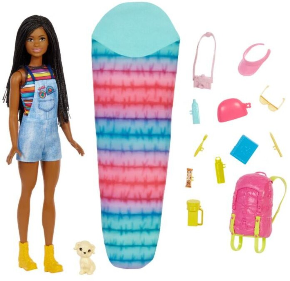 Barbie - Barbie Family Camping Brooklyn Doll (Papd)