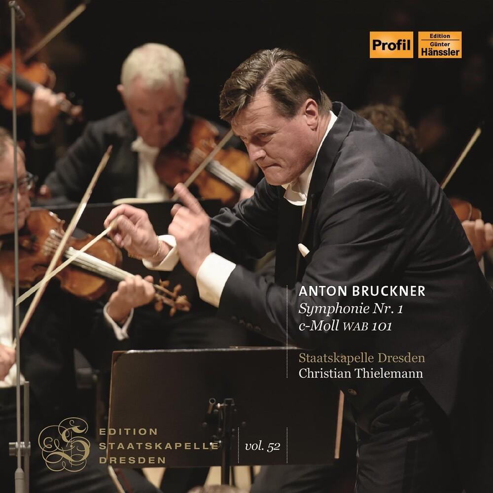 Bruckner / Staatskapelle Dresden - Symphonie NR 1 C Moll
