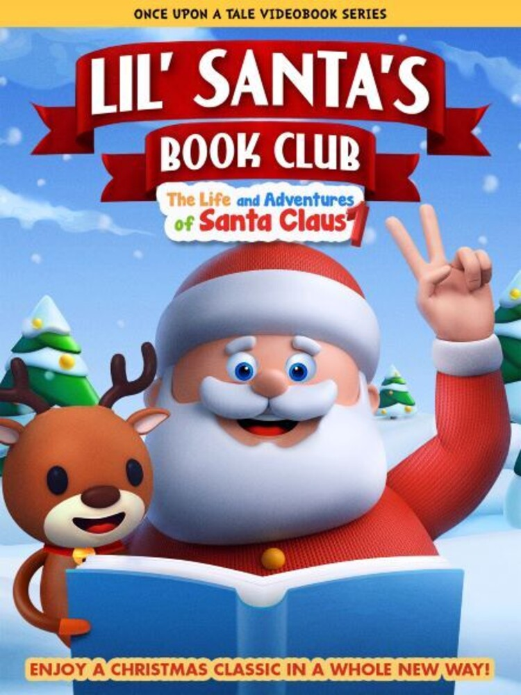 Lil' Santa's Book Club: Little Book for Christmas - Lil' Santa's Book Club: A Little Book For Christmas Part 1