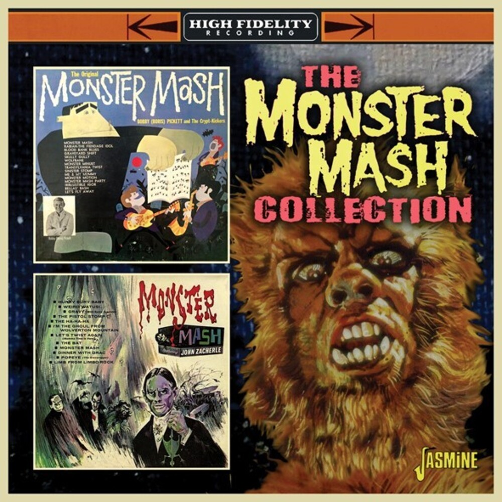 Various Artists - Monster Mash Collection / Various