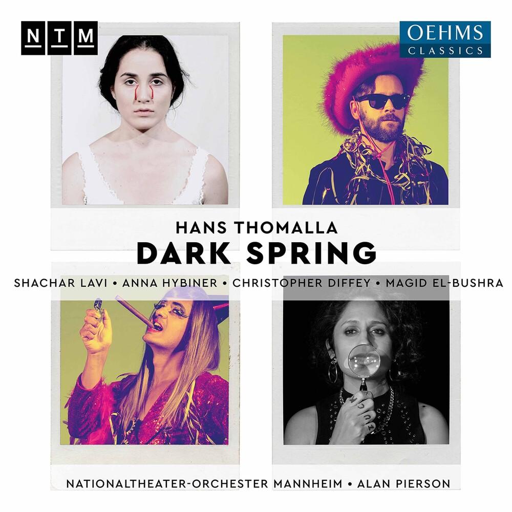 Thomalla / Pierson - Dark Spring (2pk)