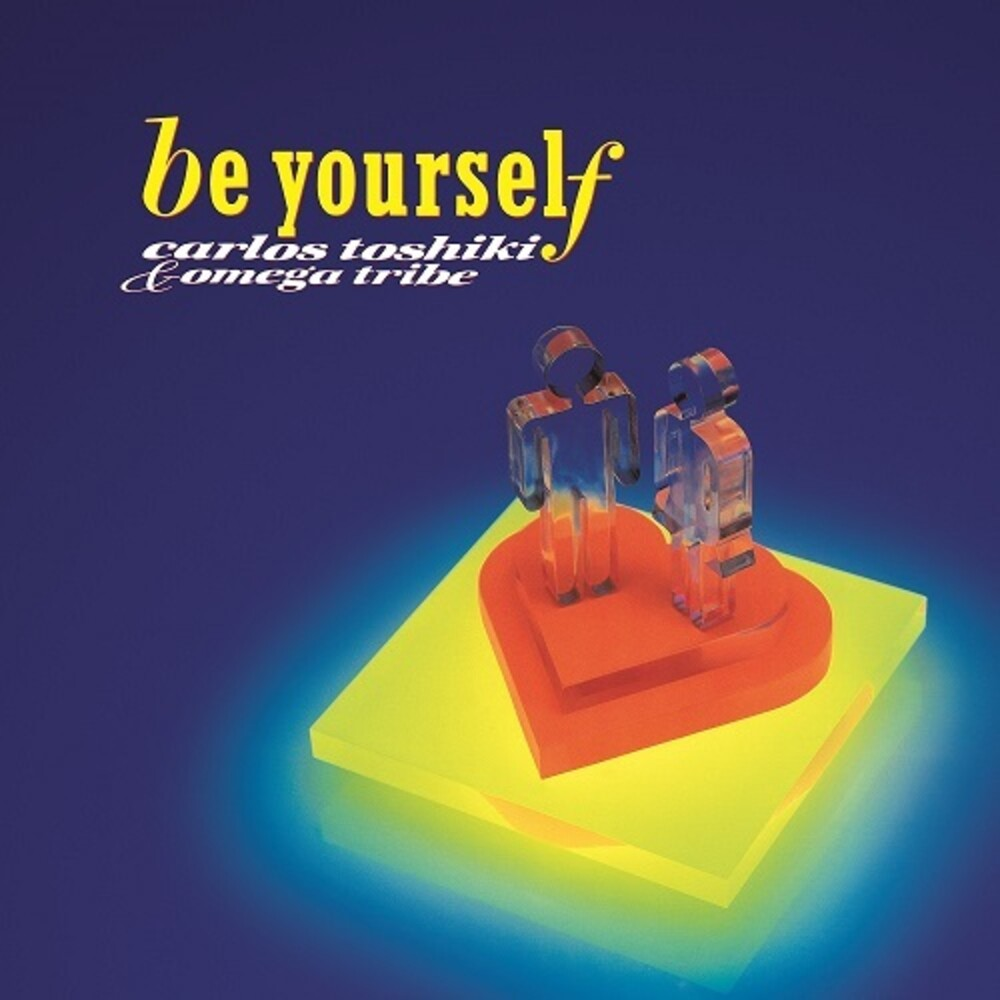 Carlos Toshiki  / Omega Tribe - Be Yourself [Colored Vinyl]