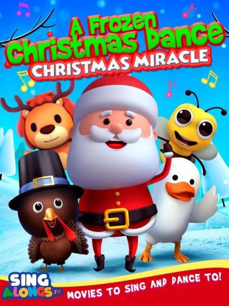 Frozen Christmas Dance: Christmas Miracle - Frozen Christmas Dance: Christmas Miracle