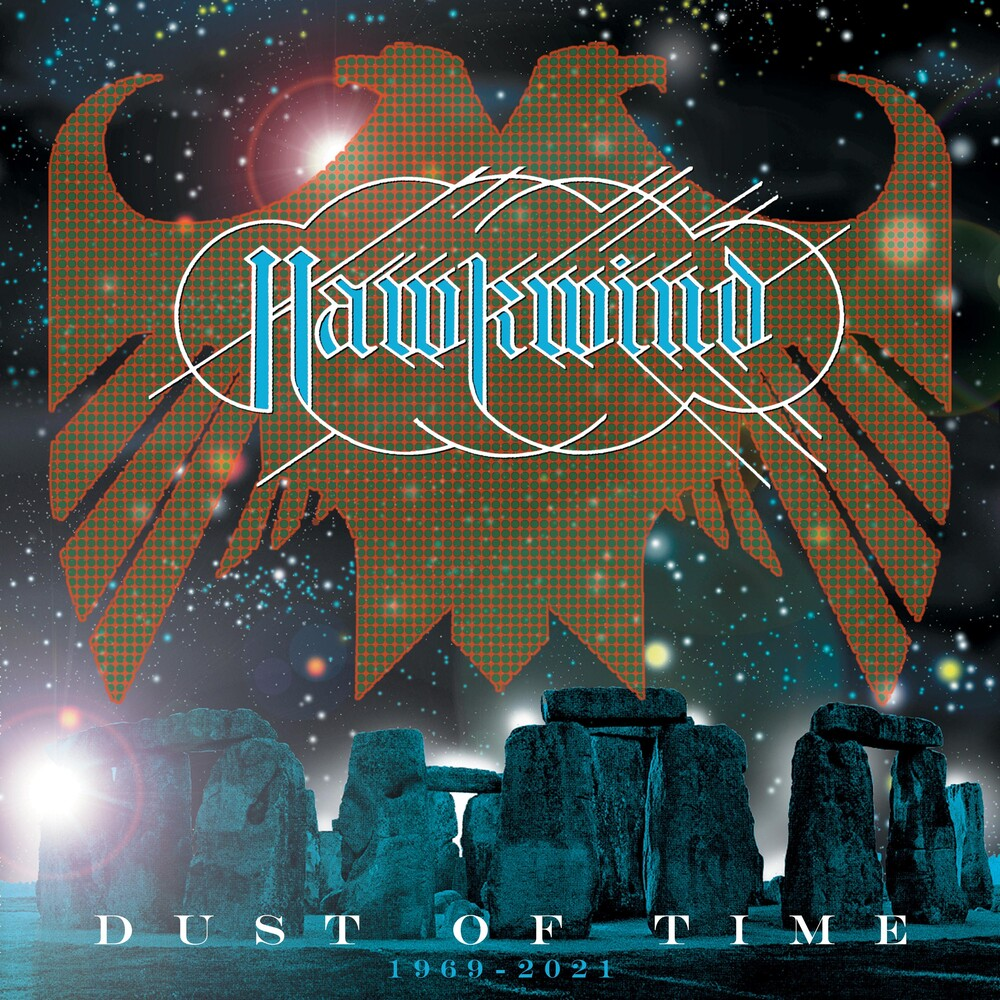 Hawkwind - Dust Of Time: An Anthology Boxset (Box) (Uk)