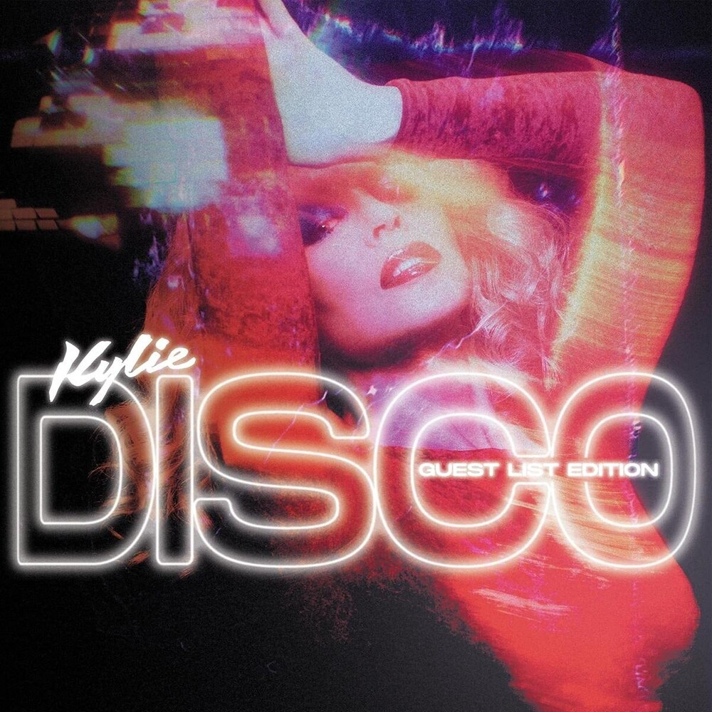 - Disco: Guest List Edition (5pc) (W/Cd) (W/Dvd)