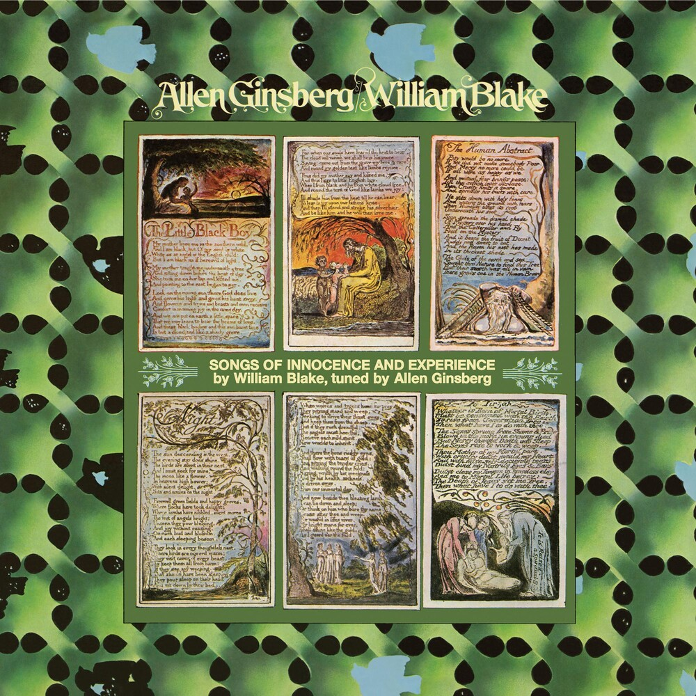 Allen Ginsberg - The Complete Songs Of Innocence And Experience [2CD]