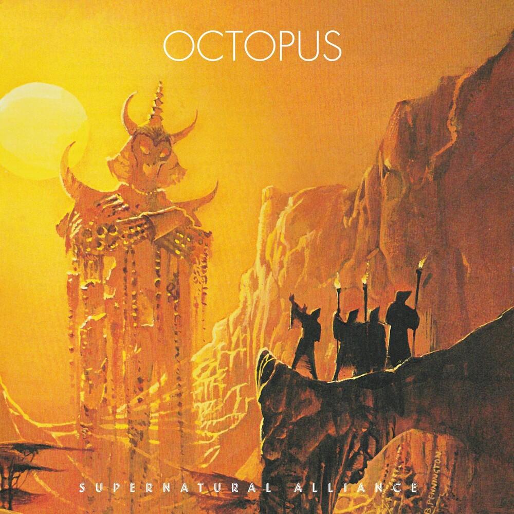 Octopus - Supernatural Alliance [LP]